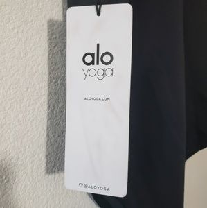 ca2ab8567d ALO Yoga Tops | Goddess Leotard Sz L Nwt | Poshmark